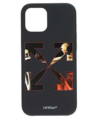 Off-White OMPA027R21PLA001 CARAVAGGIO iPhone 12 PRO MAX cover