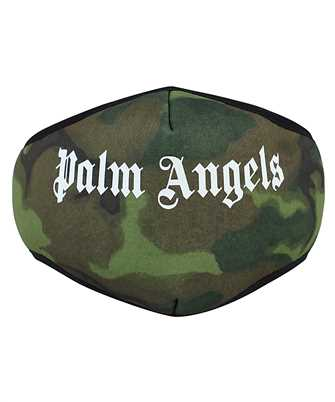 Palm Angels PMRG006R21MAT001 LOGO MILITARY Mask