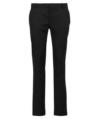 Balmain WH1PM000W074 COLLECTION FIT- WOOL Trousers