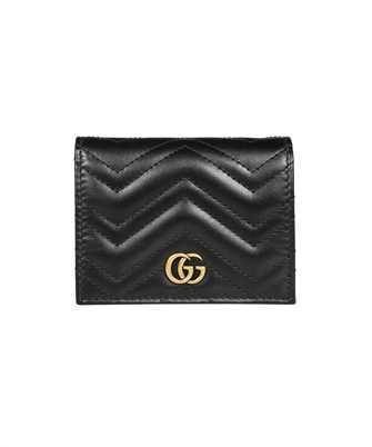Gucci 466492 DTD1T GG MARMONT Kartenetui