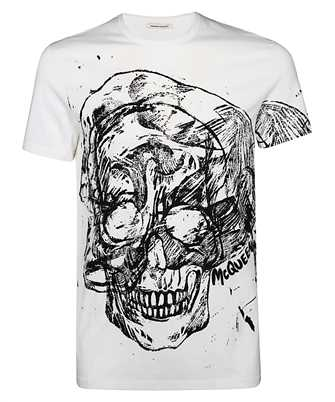 Alexander McQueen 595651 QOZ88 T-shirt