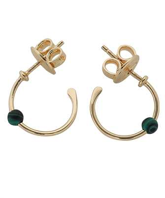 Bottega Veneta 651248 VCCU3 HOOP Earrings