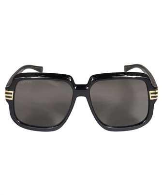 Gucci 663772 J1691 SQUARE-FRAME Occhiali da sole