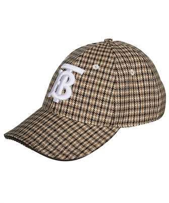 Burberry 8034886 MONOGRAM MOTIF HOUNDSTOOTH CHECK Cap