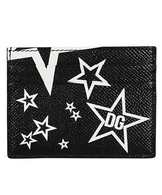 Dolce & Gabbana BP0330-AK443 MILLENNIALS STAR Card holder