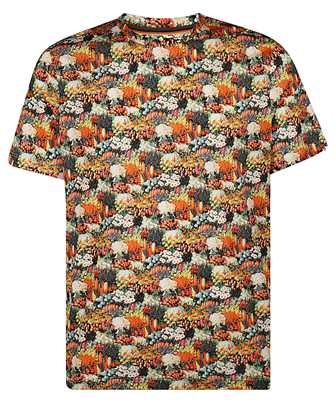 Paul Smith M1R 202U SEED PACKET PRINT T-shirt