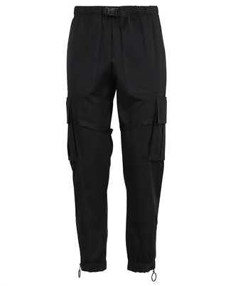 Off-White OMCF004F21FAB001 ARROW COTTON CARGO Trousers