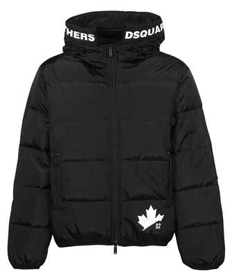 Dsquared2 S74AM1129 S53817 LEAF PUFFER Giacca