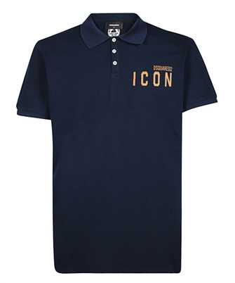 Dsquared2 S79GL0001 S22743 ICON Polo