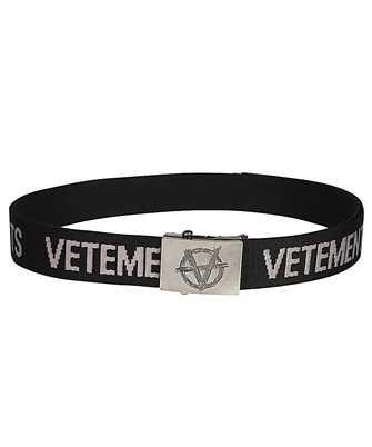 Vetements UAH20AC644 ANARCHY Belt