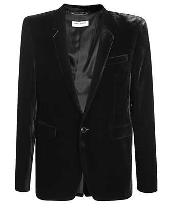Saint Laurent 628186 Y1B48 SQUARE-CUT LONG Jacket