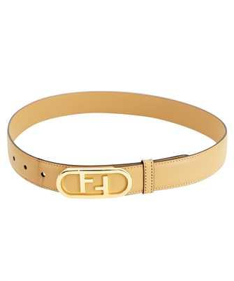 Fendi 8C0653 AAIW LEATHER Belt