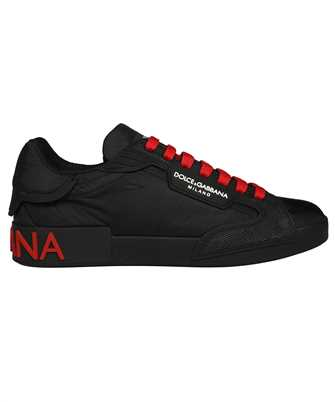 Dolce & Gabbana CS1865 AO217 NYLON AND RUBBER PORTOFINO Sneakers