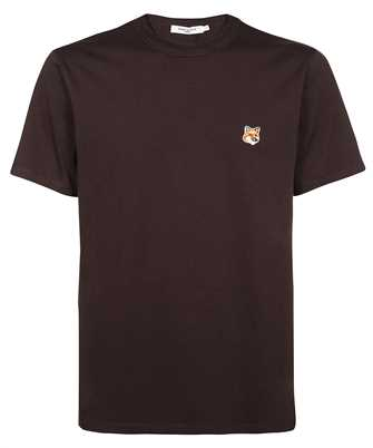 Maison Kitsune HM00106KJ0008 FOX HEAD PATCH CLASSIC T-shirt
