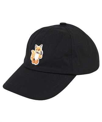 Maison Kitsune HU06145WW0007 ALL RIGHT FOX Cap