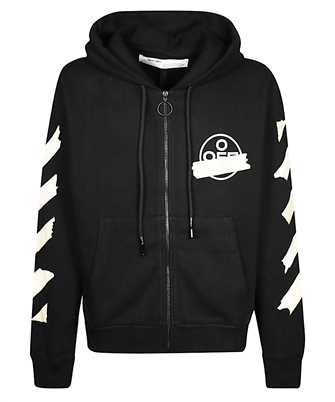 Off-White OMBE001R20E30002 TAPE ARROWS Hoodie