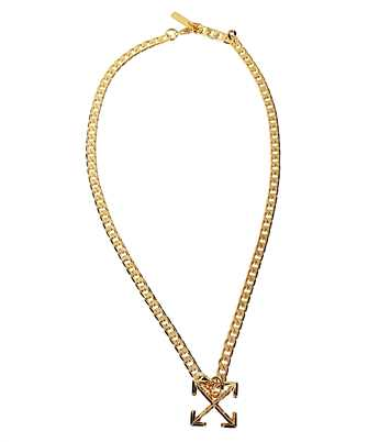 Off-White OMOB032R20253023 ARROW Necklace