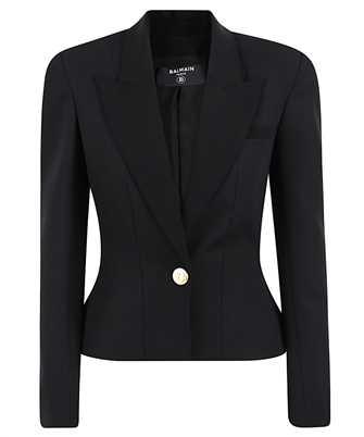 Balmain UF17167167L PEPLUM Jacket