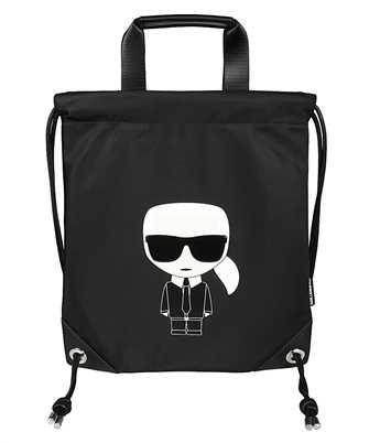 Karl Lagerfeld 205W3015 K/IKONIK FLAT Zaino