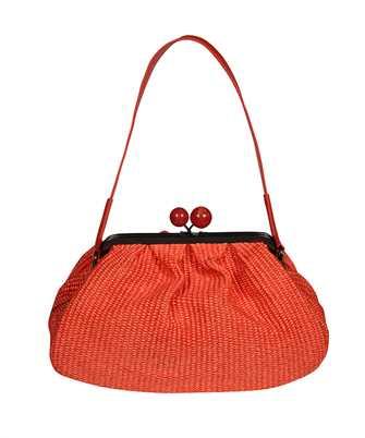 MAX MARA WEEKEND 55110614600 LIVIA RAFFIA PASTICCINO Bag