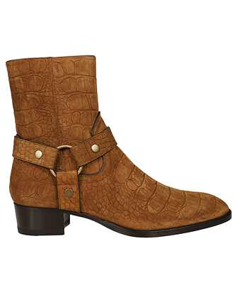 Saint Laurent 603515 1Y201 WYATT 40 Stiefel