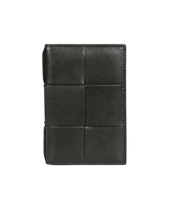 Bottega Veneta 649602 VBWD2 FLAP Porta carte di credito