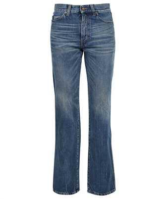 Saint Laurent 659939 Y863C 60'S Jeans