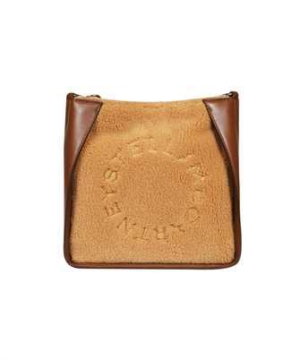 Stella McCartney 700073 W8837 LOGO TEDDY MAT SHOULDER Bag