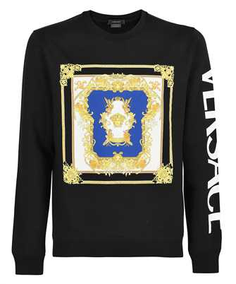 Versace 1001380 1A01018 MEDUSA RENAISSANCE MOTIF Sweatshirt