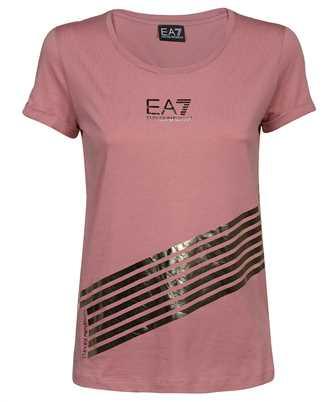 EA7 3KTT42 TJ52Z REGULAR-FIT T-shirt