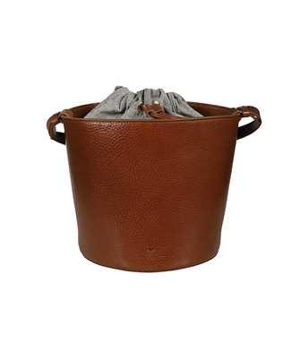 MAX MARA WEEKEND 55111214600 LEATHER BUCKET Bag