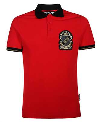 Versace Jeans Couture B3GZB7T0 36571 PATCH SHIELD Polo