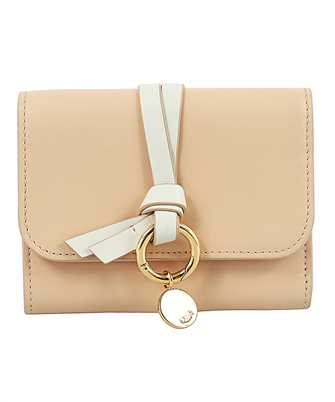 Chloé CHC20SP718C55 ALPHABET Card holder