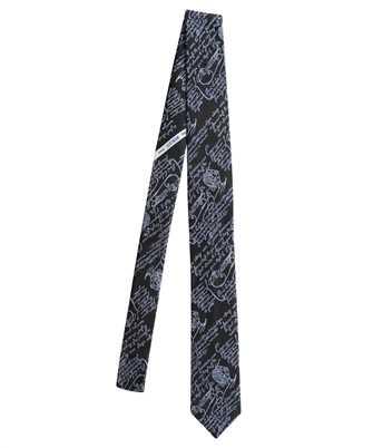 BERLUTI T20TJ57 001 SCRITTO SHADING EFFECT Cravatta