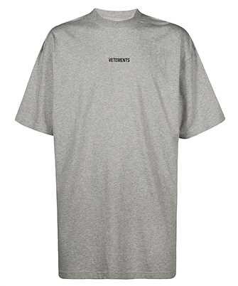 Vetements UE51TR540G LOGO PATCH T-shirt