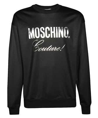 Moschino 1726 2029 LAMINATED LOGO Sweatshirt