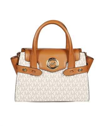 Michael Kors 30T0GNMM0B CARMEN EXTRA-SMALL LOGO BELTED Bag
