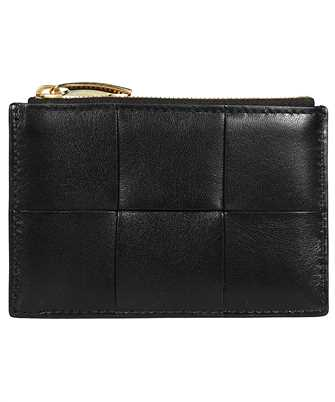 Bottega Veneta 651393 VCQC4 ZIPPED Card holder