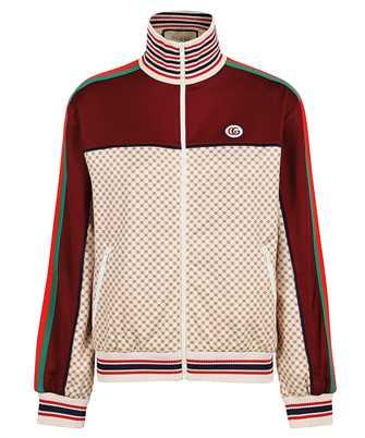 Gucci 655196 XJDFP INTERLOCKING G PRINT JERSEY Jacket