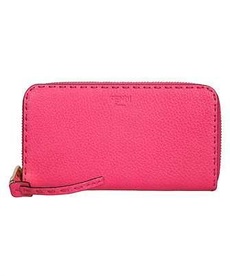 Fendi 8M0374 SMT ZIP AROUND Wallet