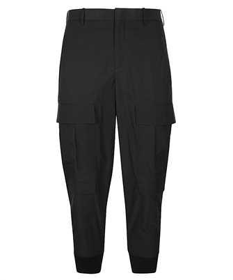 Neil Barrett BPA743H-N011 PARACHUTE Trousers