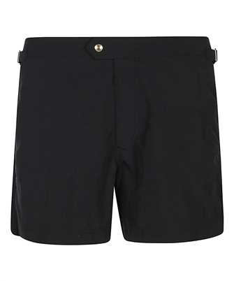 Tom Ford BW666 TFB450 NYLON FAILLE Swim shorts
