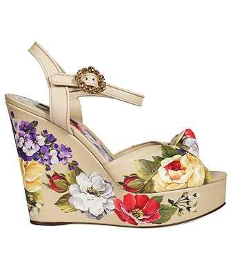 Dolce & Gabbana CZ0219 AX741 FLORAL Sandals