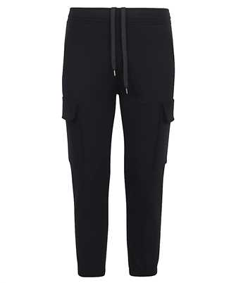 Neil Barrett PBJP234SH Q503 SKINNY LOW RISE CARGO Trousers