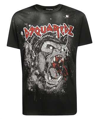 Dsquared2 S71GD0829 S21600 ROCK T-shirt