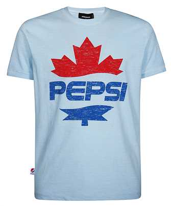 Dsquared2 S78GD0041 S22507 PEPSI T-Shirt