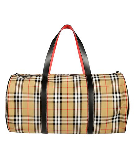Burberry 4074279 LARGE VINTAGE CHECK Bag