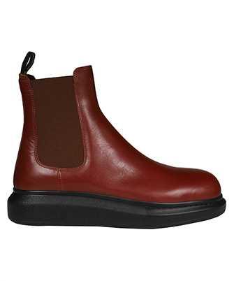 Alexander McQueen 604234 WHXE1 BIKER Stiefel