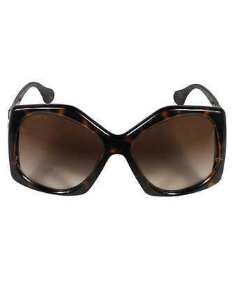 Gucci 648486 J1691 ROUND-FRAME Sunglasses
