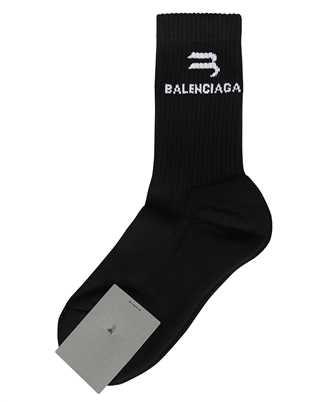Balenciaga 659278 372B4 ABSTRACT Socks